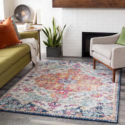 波西米亚地毯