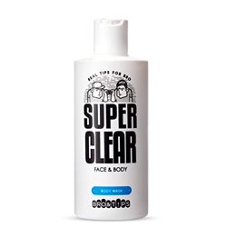 BRO&TIPS Super Clear Skin Face and Body Wash