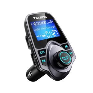 VicTsing Bluetooth FM Transmitter for Car