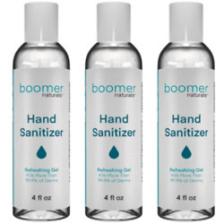 Three Hand Sanitizer Bundle