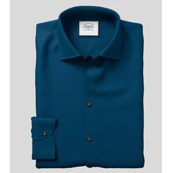 格纹商务纯棉衬衫