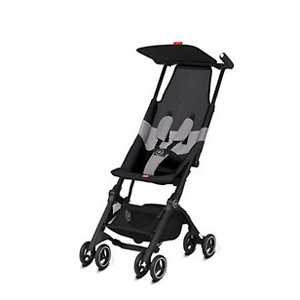 gb Pockit Air All Terrain Ultra Compact Lightweight Travel Stroller