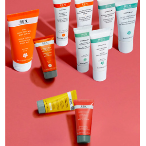 REN Skincare: Enjoy 11 Free Bestselling Minis With Purchase Of $85