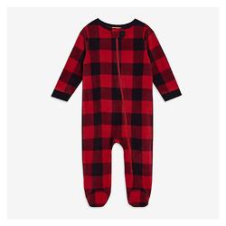 婴儿包脚睡衣