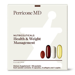 PERRICONE MD HEALTH AND WEIGHT MANAGEMENT DIETARY SUPPLEMENTS