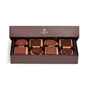 Godiva Chocolatier Chocolate Biscuit Gift Box