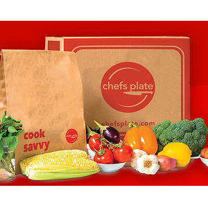 Chefs Plate: 50% OFF First 2 Chefs Plate Boxes