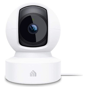 Kasa Smart Indoor Pan/Tilt Home Camera, 1080p HD Security Camera