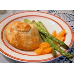 Fire-Roasted Vegetables en Croûte