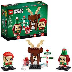 LEGO乐高 BrickHeadz 可爱方头仔系列40353  圣诞鹿