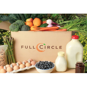 Full Circle:  $15 OFF Your First Box