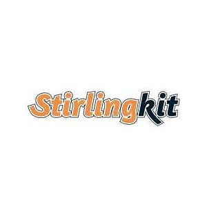 Stirlingkit: Cyber Monday Sale - 12% OFF Discount Site-Wide