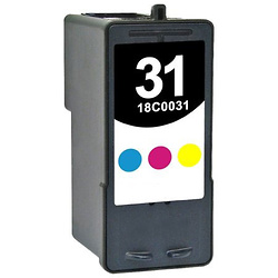 Compatible Photo Lexmark No.31 Ink Cartridge (Replaces Lexmark 18C0031)