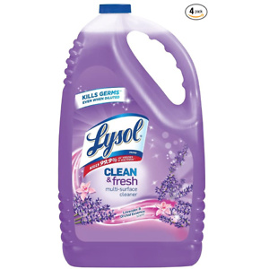 Lysol Clean and Fresh Multi-Surface Cleaner