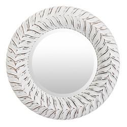 Tanu Round Mirror
