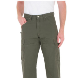 Wrangler Riggs Workwear Lined Ripstop Ranger Pants