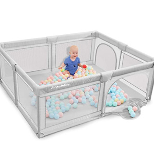 ANGELBLISS Baby playpen, Playpens for Babies