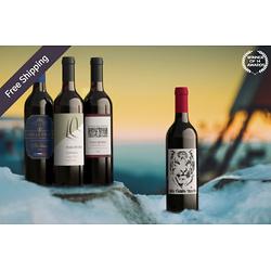 International Wintry Red Wines