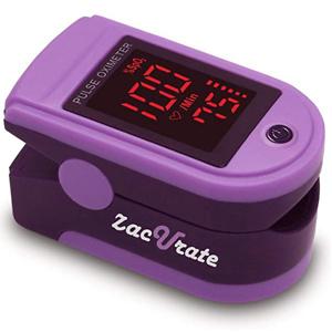 Zacurate Pro Series 指尖脉搏血氧仪