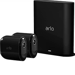 Arlo Pro 3 2K HDR 家庭安防系统 2支摄像头套装
