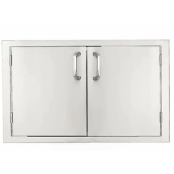 Signature Series 30-Inch Stainless Steel Double Access Door