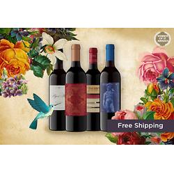 Valentine's Red Wines