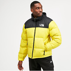 The North Face 1996 Retro Nuptse Jacket | Lemon
