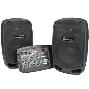 Sam Ash: 10% OFF Tourtek Bluetooth Loudspeakers And PA Systems