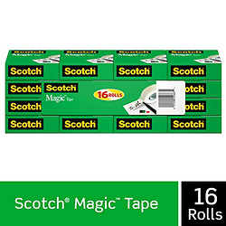 Scotch Magic Tape 透明胶带