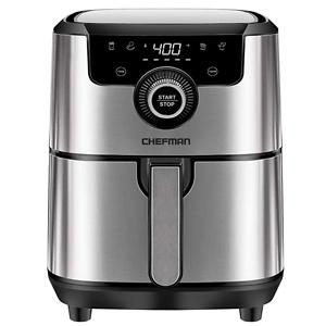 Chefman 4.5 Quart Air Fryer w/ 4 Presets & Adjustable Temperature