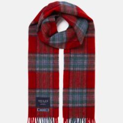 Tytherton羊毛格纹围巾