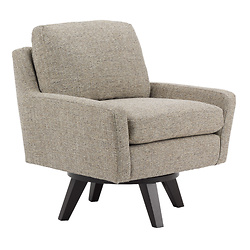 Seymour旋转复古椅子