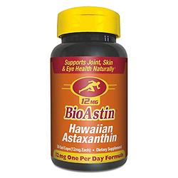 Nutrex Hawaii BioAstin 纯天然虾青素 12 mg