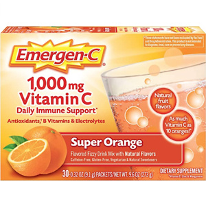 Emergen-C 1000mg Vitamin C Powder