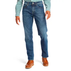 SQUAM LAKE STRETCH JEANS FOR MEN IN BLUE