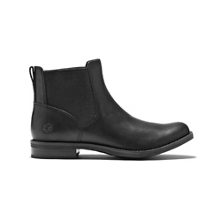 Magby Chelsea Boot For Women in Black