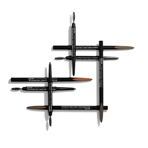 NYX PROFESSIONAL MAKEUP Precision Eyebrow Pencil, Espresso