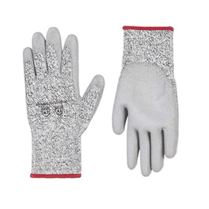 AmazonCommercial 13G HPPE & PU Coated Gloves