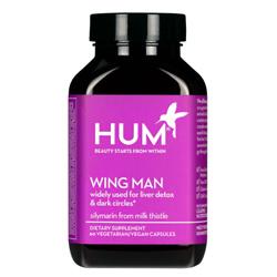 HUM Nutrition Wing Man Liver Detox Supplement