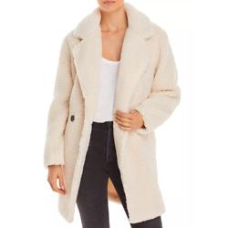 AQUA Faux Sherpa Fur Jacket - 100% Exclusive