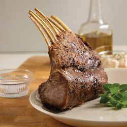 Niman Ranch Frenched Rack of Lamb