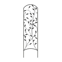 80-in Leaf Trellis