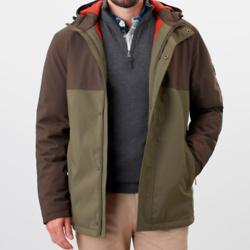 Penbridge防水夹棉大衣