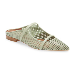 Maureen Double Band Pointed Toe Flat