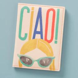 Ciao Passport Holder