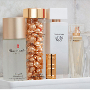Elizabeth Arden: Up to 30% OFF Sitewide + Free Gift With Your Purchase