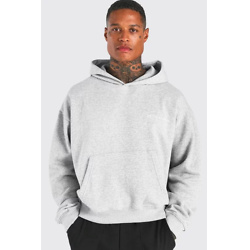 OVERSIZED OFFICIAL MAN BOXY FIT HOODIE