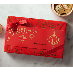 See's Candies: Lunar New Year Gifts As Low As $5.75