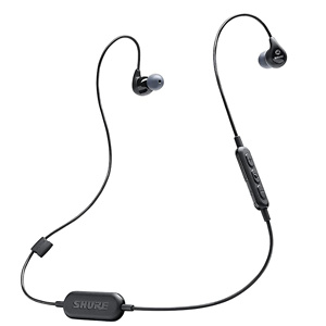 Shure SE112-K-BT1 Wireless Sound Isolating Earphones