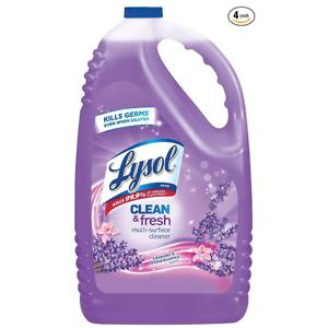 Lysol 多用途清洁剂4罐装